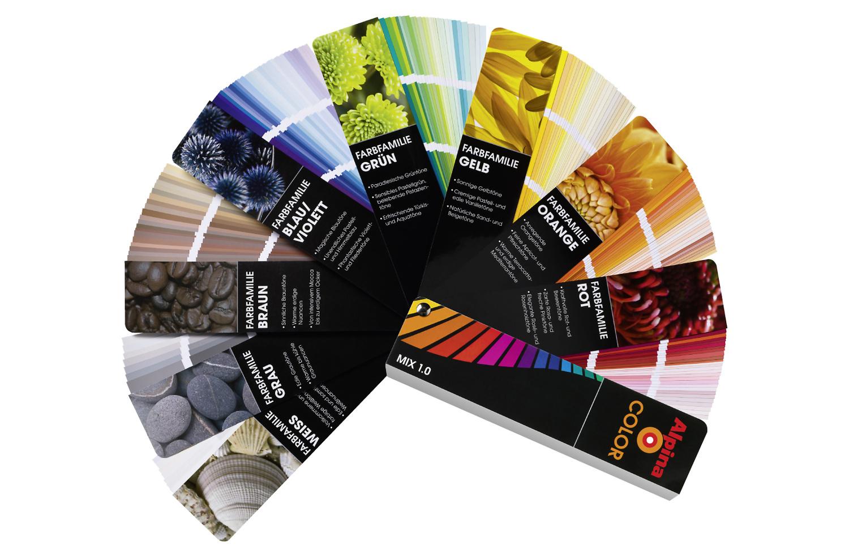 Mischmaschine Individueller Farbton Alpina Color Farben Mischen