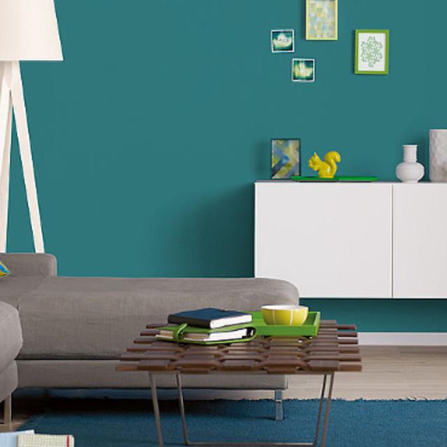 Зелений для кімнат: прохолодний але елегантний - Alpina