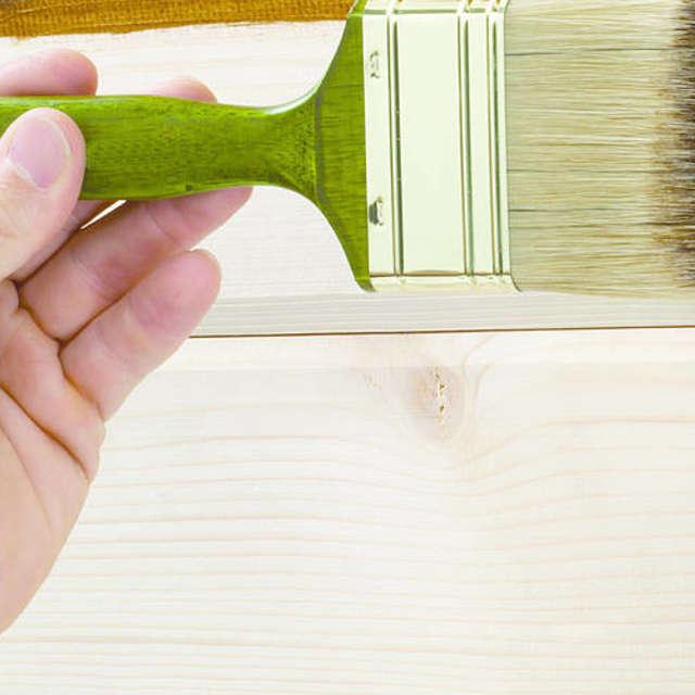 Простые правила окрашивания древесины - Краски Alpina