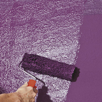 Во сколько слоев красить стены?