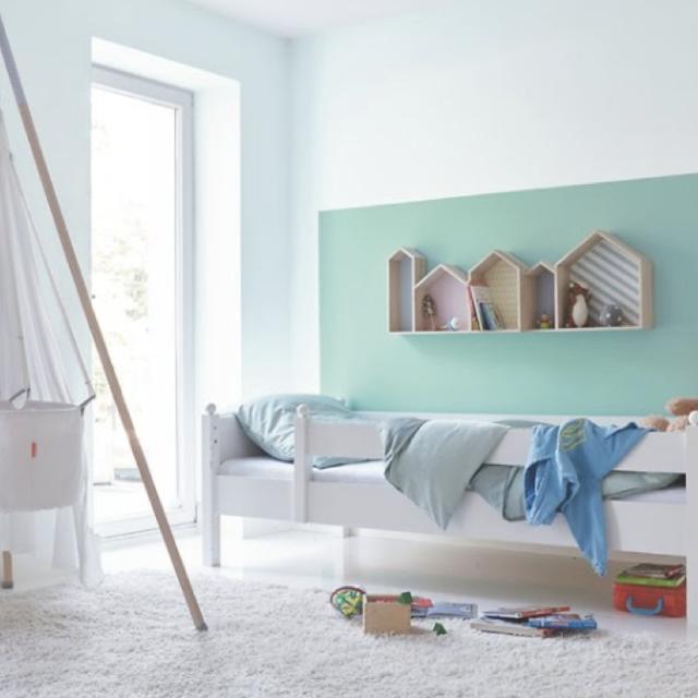 Возраст «почемучек»: что важно знать об оформлении комнат для детей от 3 до 5 лет - Краски Alpina