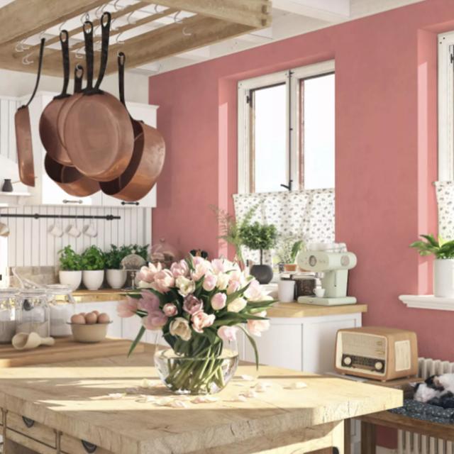 Простой и уютный: стиль интерьера загородного дома - Краски Alpina