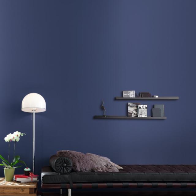 Синій у інтер'єрі. Історія та значення кольору - Alpina