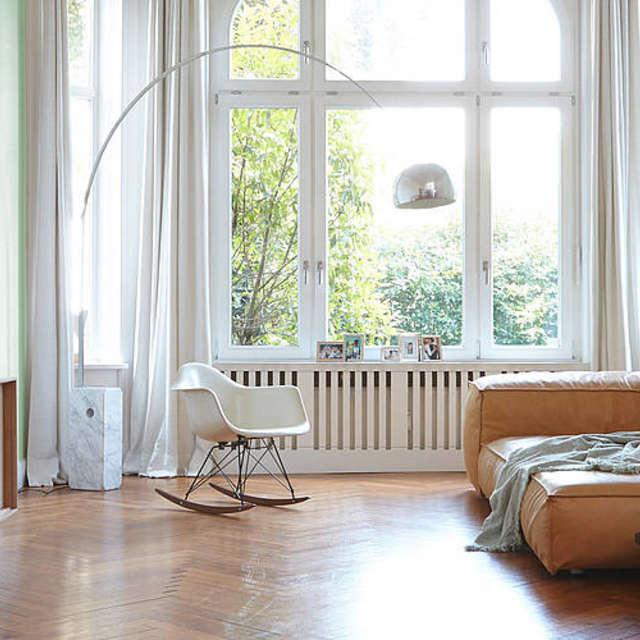 Какой цвет подходит для какой комнаты? - Краски Alpina