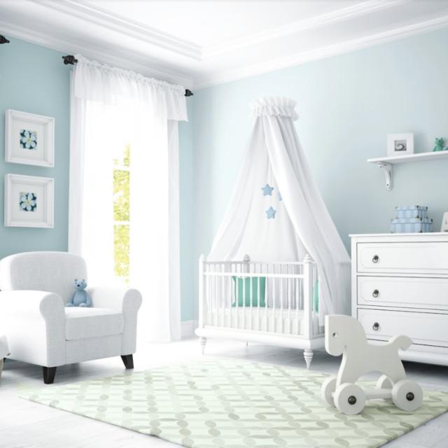 Дитячий простір: що потрібно знати про оформлення куточка малюка віком до 3 років - Alpina