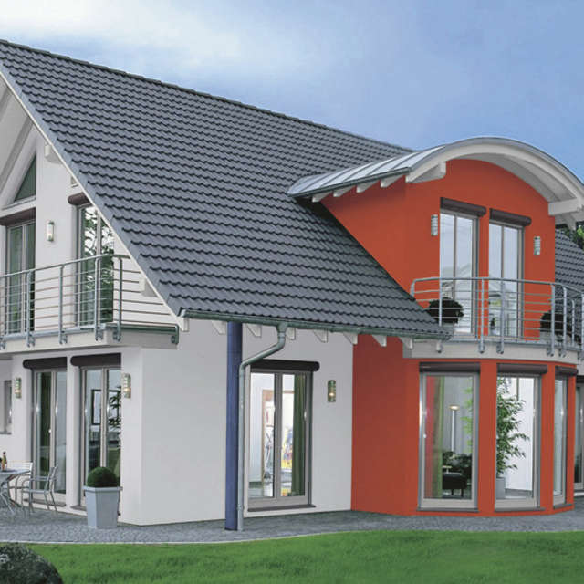 Поради з підбору кольору для фасаду - Alpina фарби, лаки