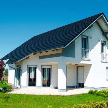 Внешний вид частного дома: как подобрать цвет для фасада и крыши