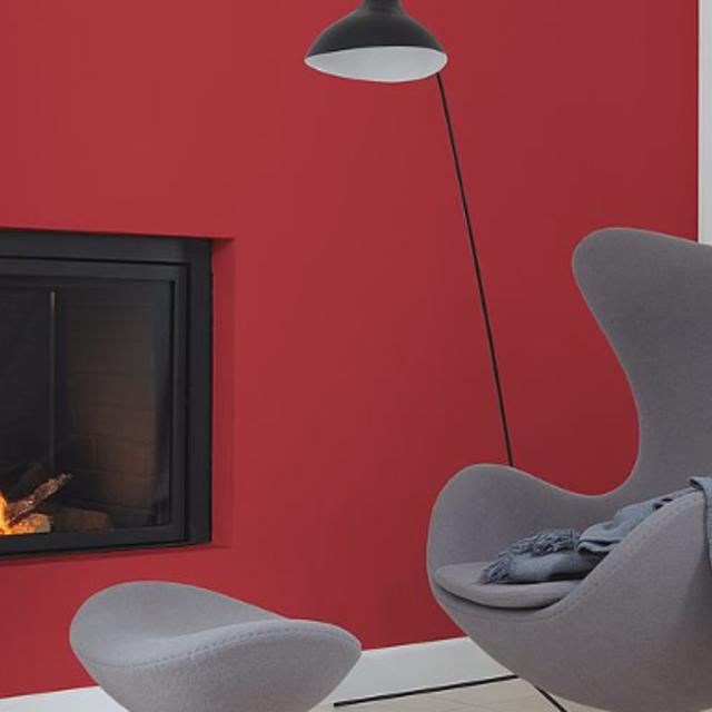 Шведский красный: чувственность и темперамент - Краски Alpina