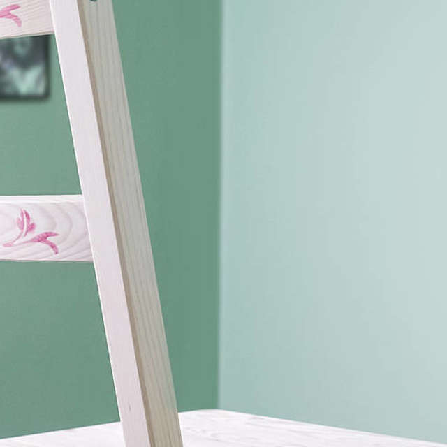 Шебби-шик с креативными техниками - Краски Alpina